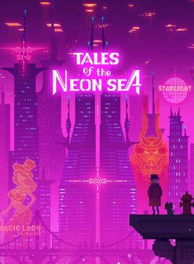 Tales of the Neon Sea Key Art