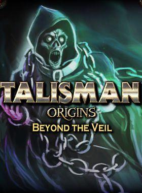 Talisman: Origins - Beyond the Veil Key Art