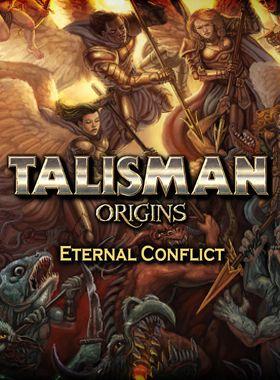Talisman: Origins - The Eternal Conflict Key Art