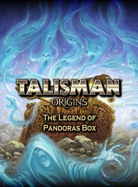 Talisman: Origins - The Legend of Pandora's Box Key Art