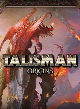 Talisman: Origins Key Art