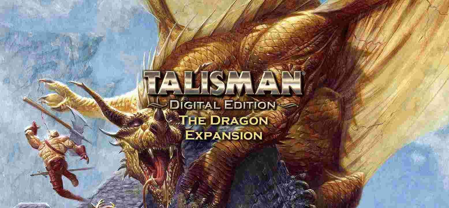 Talisman - The Dragon