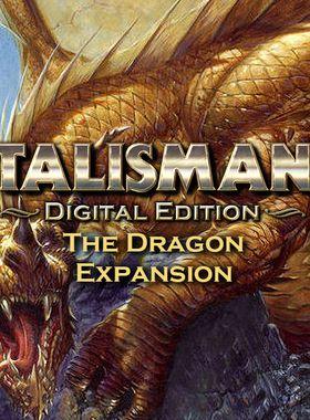 Talisman - The Dragon Key Art