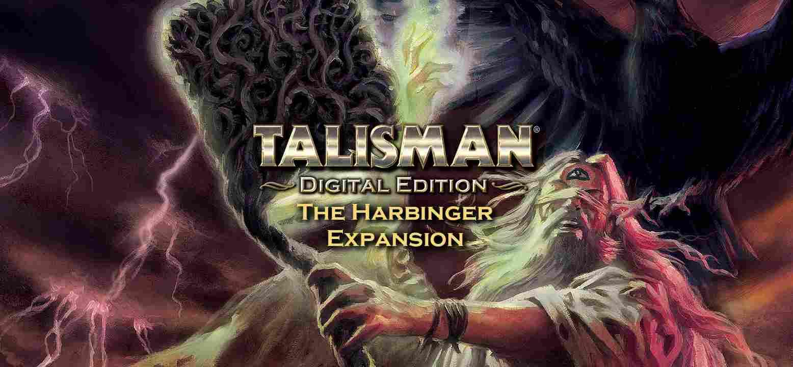 Talisman - The Harbinger