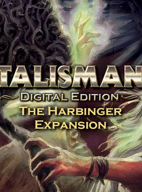 Talisman - The Harbinger Key Art
