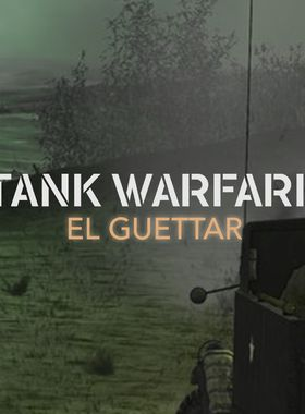 Tank Warfare: El Guettar Key Art