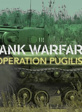 Tank Warfare: Operation Pugilist Key Art