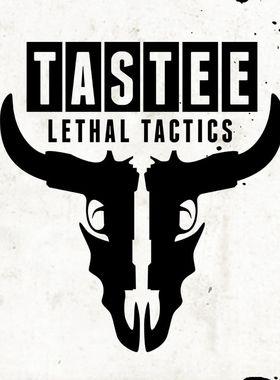 TASTEE: Lethal Tactics Key Art