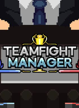 Teamfight Manager Key Art