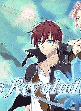 Tears Revolude Key Art