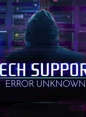Tech Support: Error Unknown Key Art