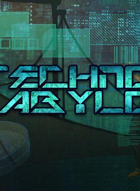Technobabylon Key Art
