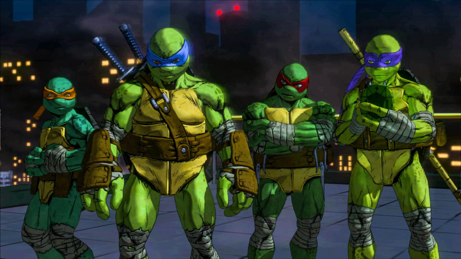Teenage Mutant Ninja Turtles: Mutants in Manhattan Video