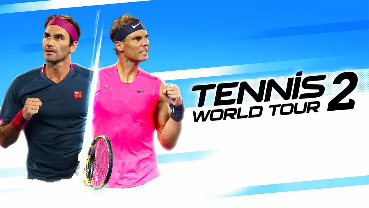 Tennis World Tour 2 Key Art