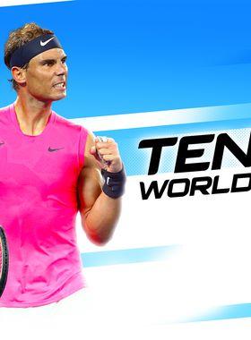 Tennis World Tour 2 Key Art