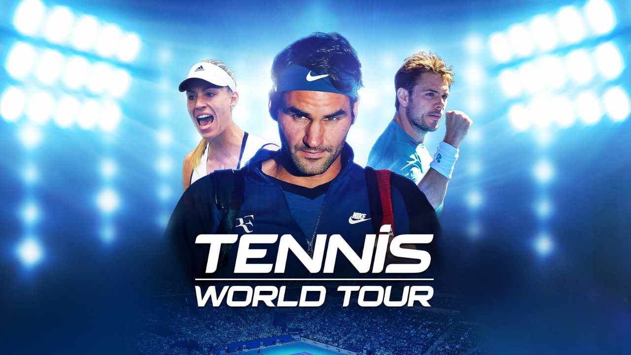 Tennis World Tour Thumbnail