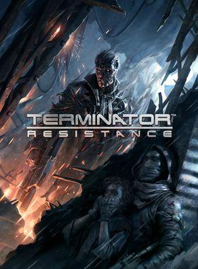 Terminator: Resistance Key Art