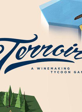 Terroir Key Art