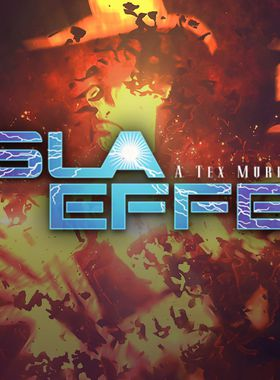 Tesla Effect: A Tex Murphy Adventure Key Art