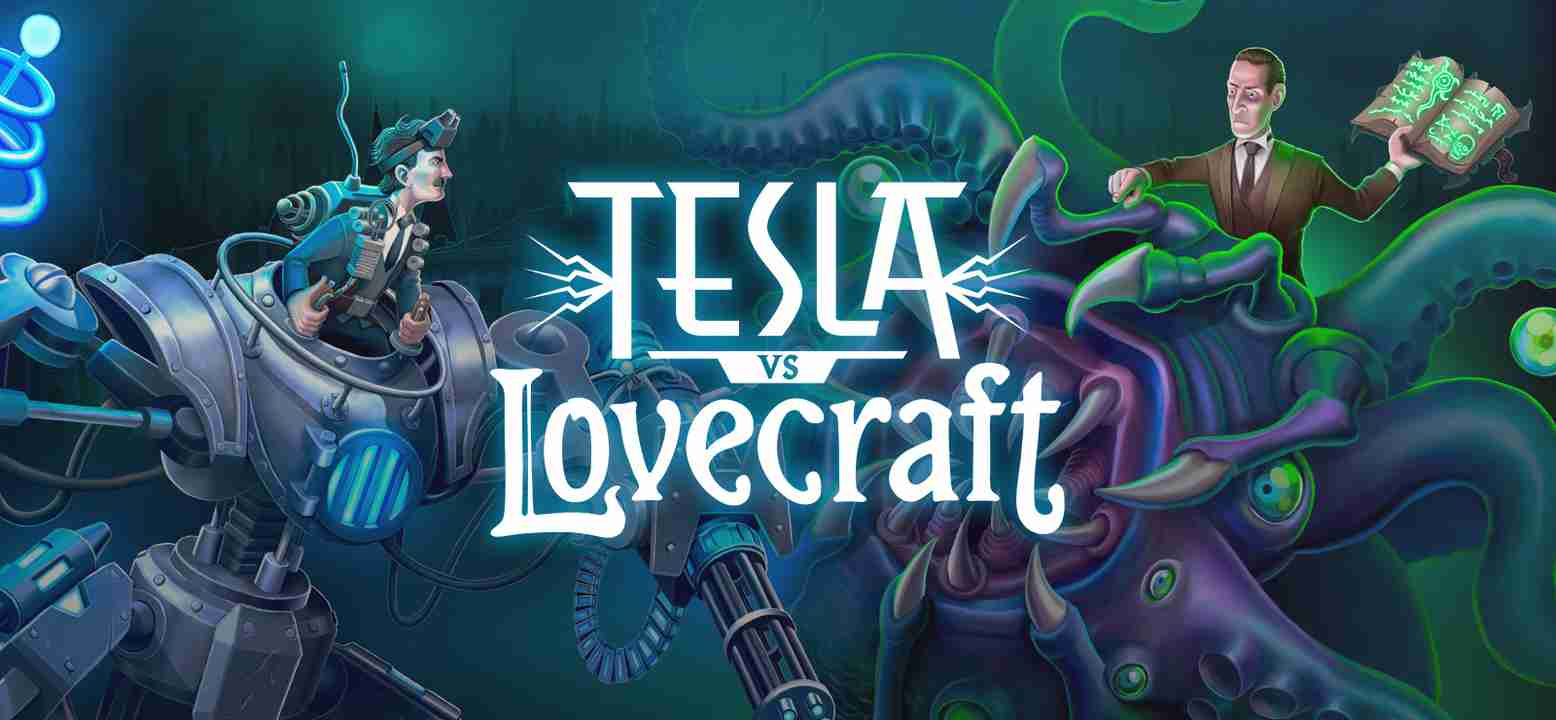 Tesla vs Lovecraft Thumbnail