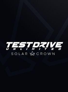 Test Drive Unlimited Solar Crown Key Art