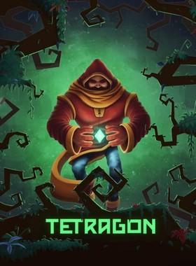 Tetragon Key Art