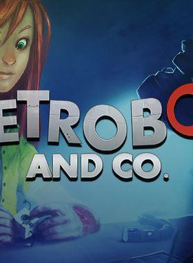 Tetrobot and Co. Key Art