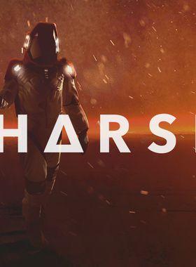 Tharsis Key Art