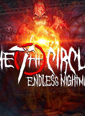 The 7th Circle - Endless Nightmare Key Art