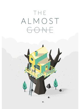 The Almost Gone Key Art