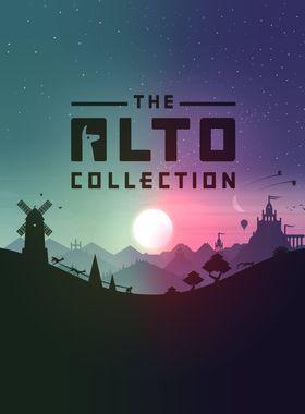The Alto Collection Key Art