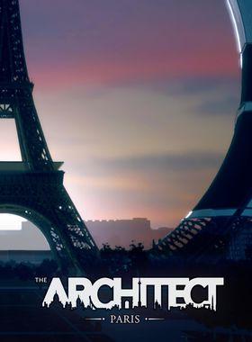 The Architect: Paris Key Art