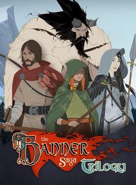 The Banner Saga Epic Trilogy Key Art