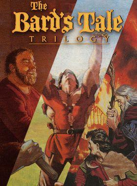 The Bard's Tale Trilogy Key Art
