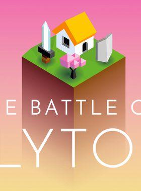 The Battle of Polytopia Key Art