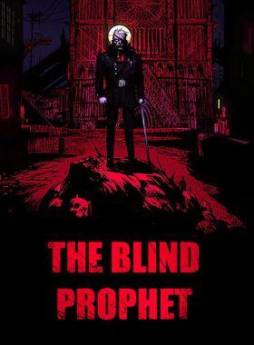 The Blind Prophet Key Art