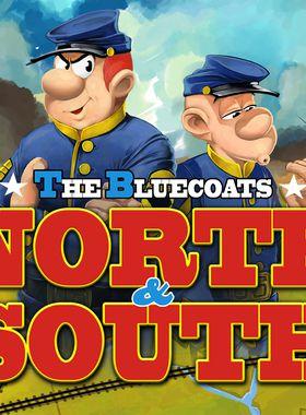 The Bluecoats: North & South Key Art