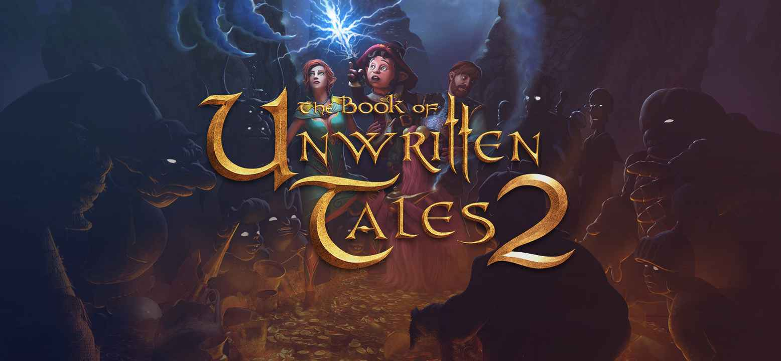 The Book of Unwritten Tales 2 Background Image