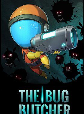 The Bug Butcher Key Art
