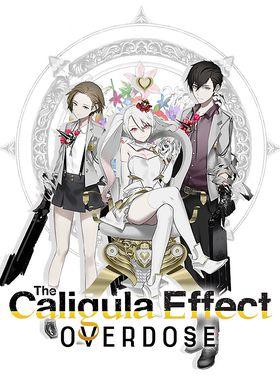 The Caligula Effect: Overdose Key Art