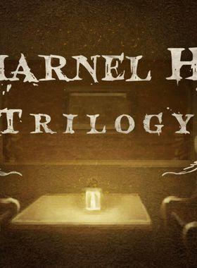 The Charnel House Trilogy Key Art