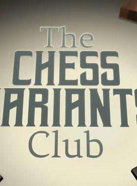 The Chess Variants Club Key Art