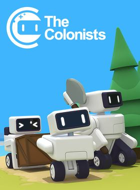 The Colonists Key Art