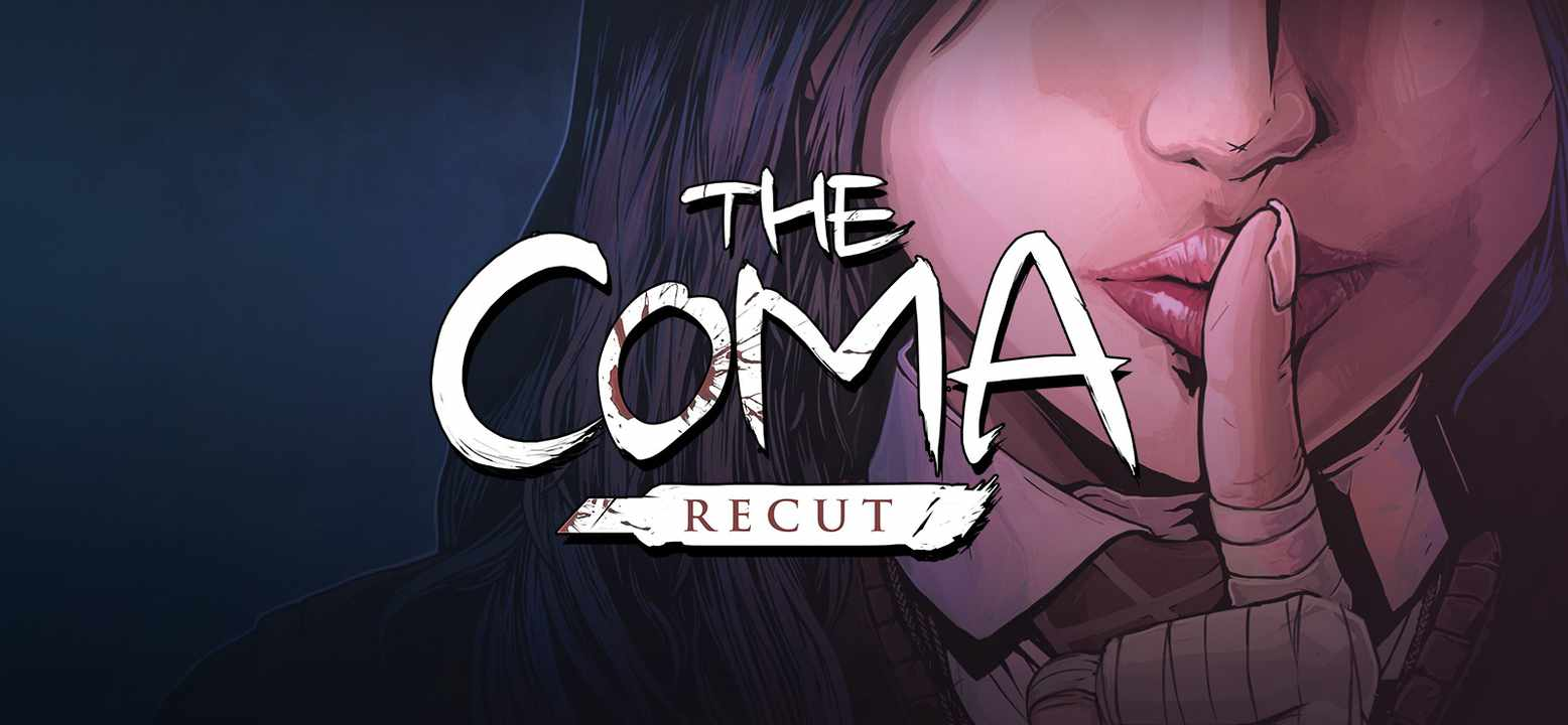 The Coma: Recut Key Art