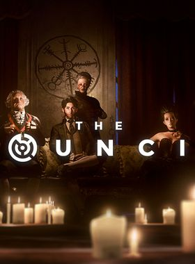 The Council Key Art
