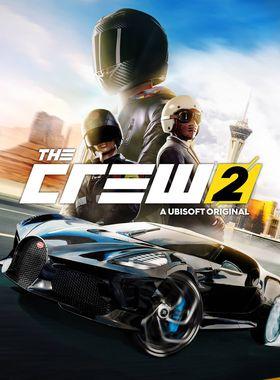 The Crew 2 Key Art