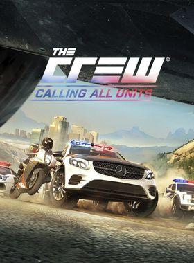 The Crew: Calling All Units Key Art