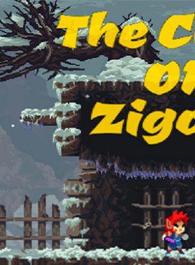The Curse of Zigoris Key Art