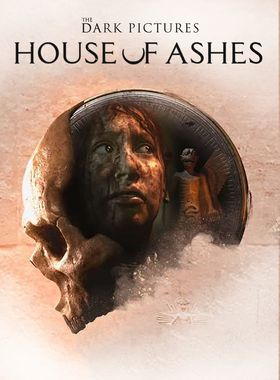 The Dark Pictures Anthology: House of Ashes Key Art
