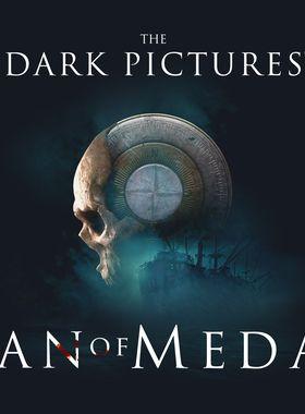 The Dark Pictures Anthology: Man of Medan Key Art